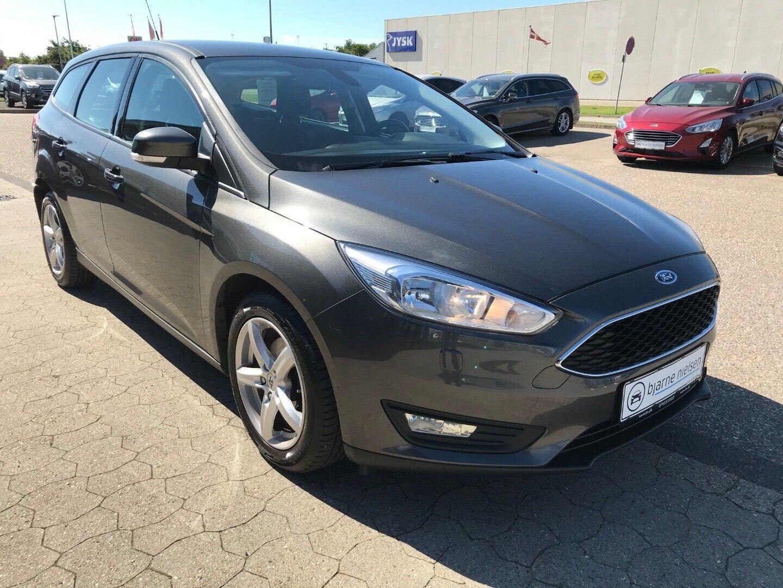Ford Focus 1,5 TDCi 120 Trend stc. - billede 1