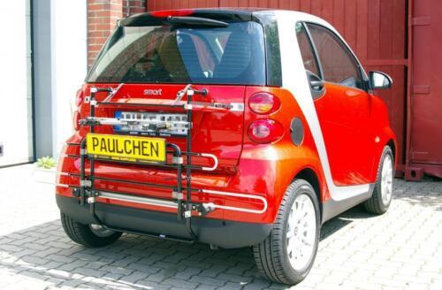 PAULCHEN GRUNDTRÄGER HECKTRÄGER FAHRRADHECKTRÄGER für smart fortwo 451 Coupe