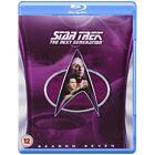 Star Trek The Next Generation Complete Season 7 Blu Ray Seventh Series Original