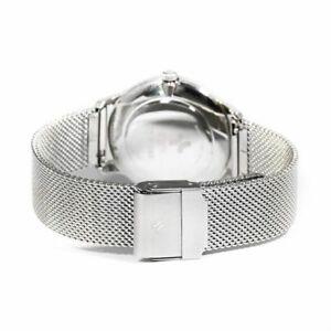 Bracelet-de-Montre-Maille-Milanaise-18-mm-Couleur-Argent-Marque-AIGHT-Mesh