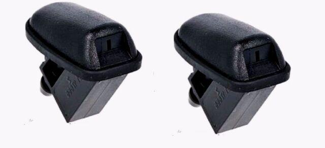 FORD FOCUS C-MAX 2x WASCHWASSERDÜSE SPRITZDÜSE ZWEIFACHDÜSE SCHEIBENWASCHDÜSE O