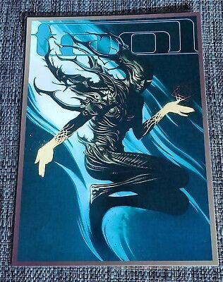 Tool Band - 2018 - 2019 Tour Poster - Promotional Art - Laminated Promo  Poster | eBay