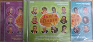 JUST-A-MINUTE-BEST-OF-2010-2011-2012-2-AUDIO-CD-039-S-PAUL-MERTON-STEPHEN-FRY
