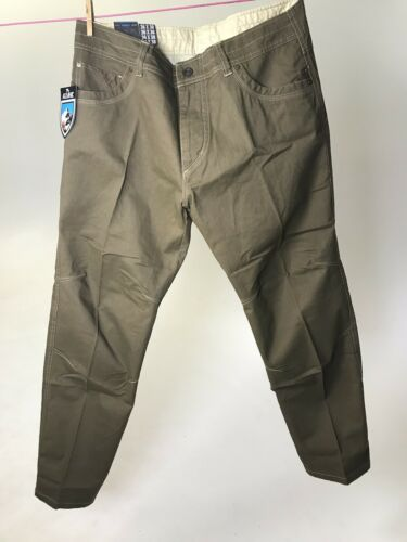 Multiple Colors NEW WITH TAGS! Kuhl /'Easy Rydr/' Men/'s Pants 36 x 30