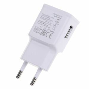 5V-2A-Carica-batteria-rapido-parete-USB-Adaptive-Fast-Charger-per-Samsung-Galaxy