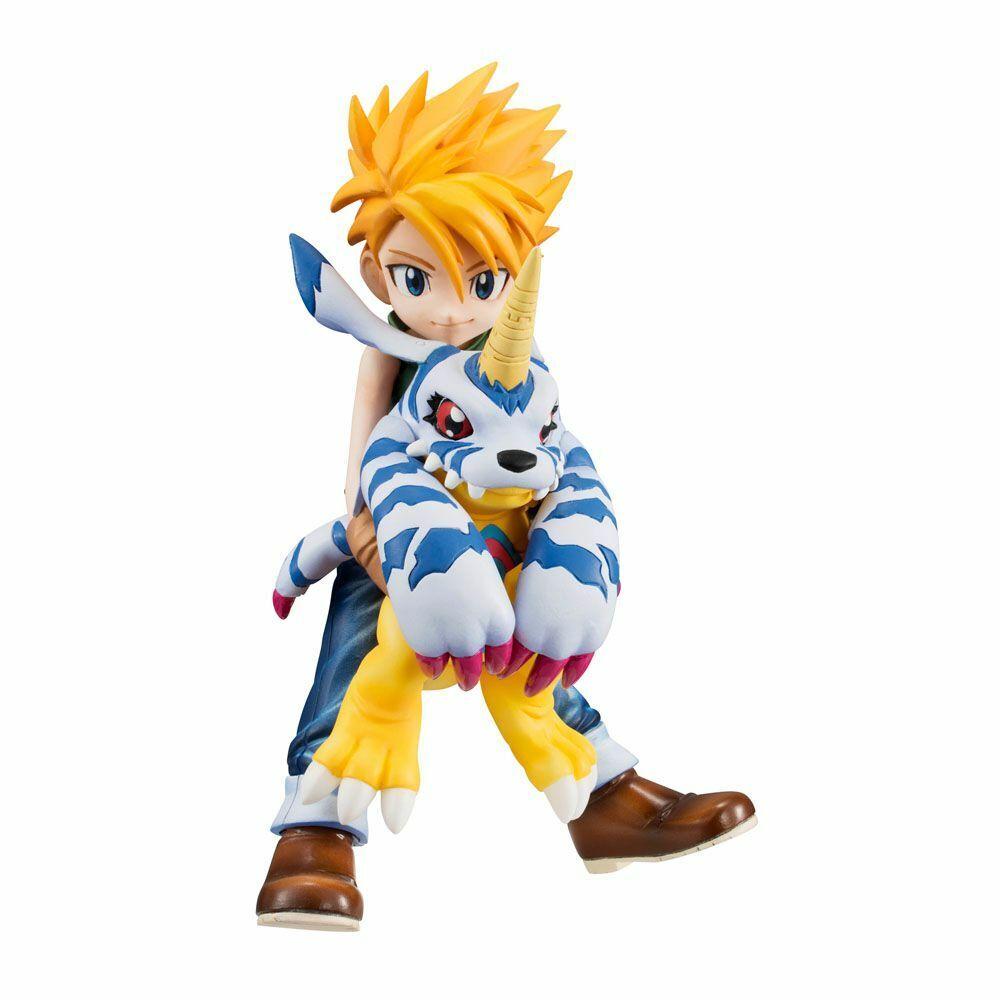 Digimon Adventure G.E.M. Series PVC Statue Matt Ishida  & Gabumon 11 cm ( Mega...  plus d'ordre