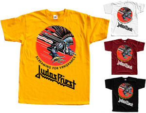 8397eeed558 Image is loading Judas-Priest-Screaming-For-Vengeance-band-DTG-T-