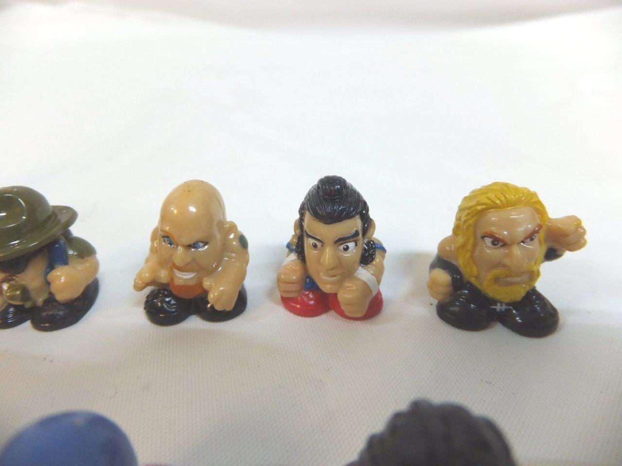 WWF RETRO REGEND WRESTLER SET Rubber DOLL TOY WWE WWE WWE 2d577b