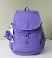 Kipling Bp3872 French Lavender Purple Ravier Backpack