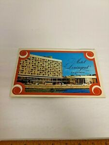 Vintage Travel Brochure Booklet - HOTEL LENINGRAD - USSR Foreign Trav Intourist