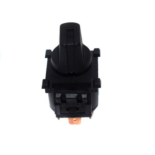 Für VW Gebläse Schalter Heizung Lüftung Drehschalter Gebläseschalter 321959511A