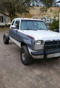 1992 Dodge Autres Pick-ups
