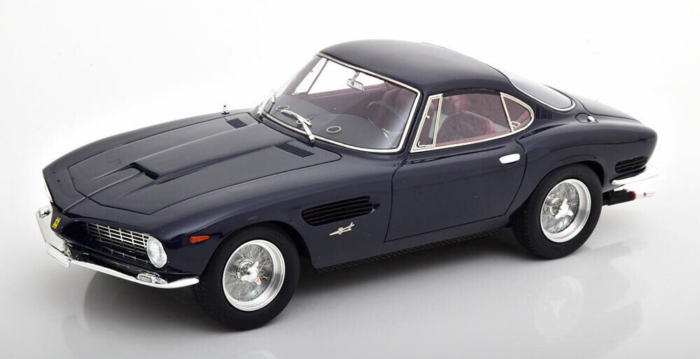 Matrix 1962 Ferrari 250 Gt Berlinetta Passo Corto Lusso Bertone Dunkelblau