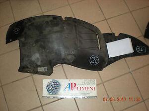 RIPARO PARASASSI PASSARUOTA ANTERIORE SX PEUGEOT 207 DAL 2006/>2012
