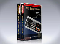 Custom Game Storage Cases Nes Controllers -no Game- Nintendo