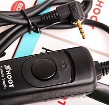 Remote Shutter Release Control Cable RS-60E3 for Canon PowerShot SX50 HS SX60 HS