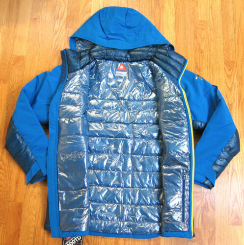 2 of 12 Mens S M L XL XXL Columbia TITANIUM HEATZONE 1000 TURBODOWN OMNI  HEAT JACKET 84d4561301