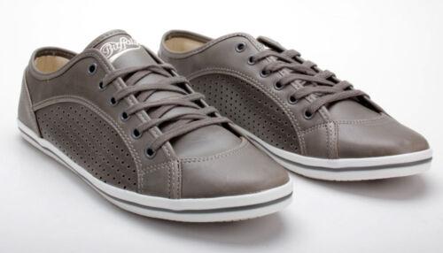 Buffalo Schuhe 507-I9987 Derby PU Grey 01