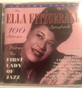 The Ella Fitzgerald Songbook - Vol 3- FREE P/P