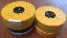 7 x Vintage 50ft 8mm Amateur Movie Film Reels, Content inc. Blackpool 1960s 70s?
