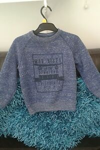 Boys-Very-Trendy-blue-Next-Top-Aged-5-Years-Worn-Twice-Must-See