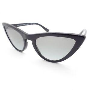 0d812ea359efb Vogue Gigi Hadid VO 5211 S W44 11 Black Grey Fade Sunglasses New ...