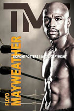 FLOYD MAYWEATHER JR / TMT (The Money Team)  Boxing Fight Poster / 36in x 24in