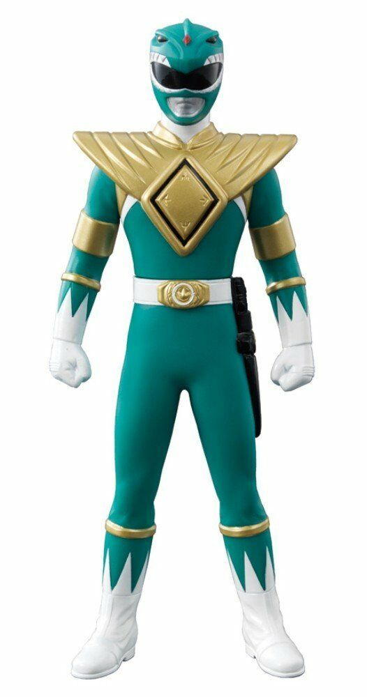 Japan Power Rangers Legend Sentai Hero Hero Hero Series PVC Vinyl Figure Dragon Ranger 76e802