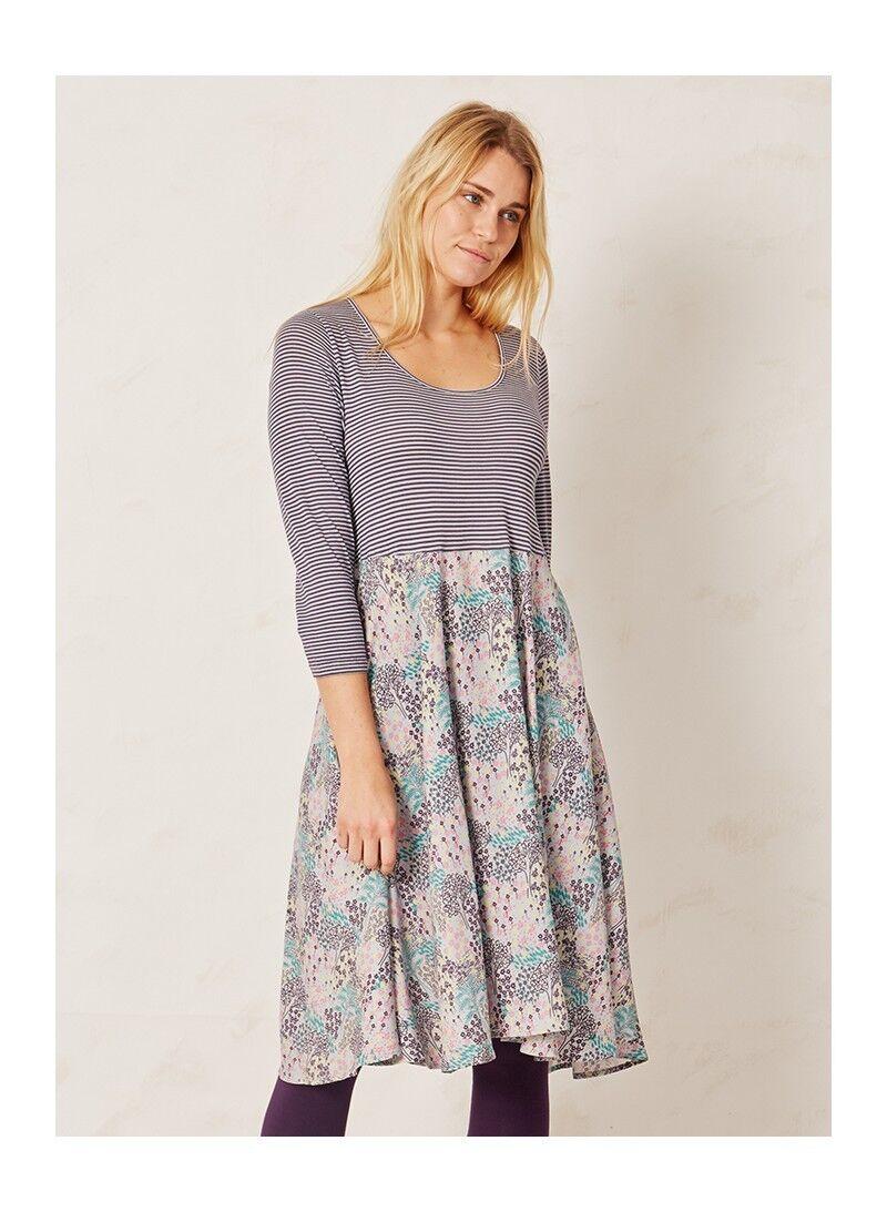 Braintree Thought Kleid Bambus Biobaumwolle organic Waratah Floral Dress WWD2304