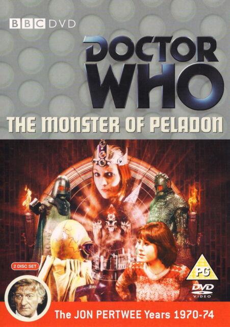 Doctor Who - The Monster di Peladon (2 DVD Edizione Speciale) Jon Pertwee Dr Who