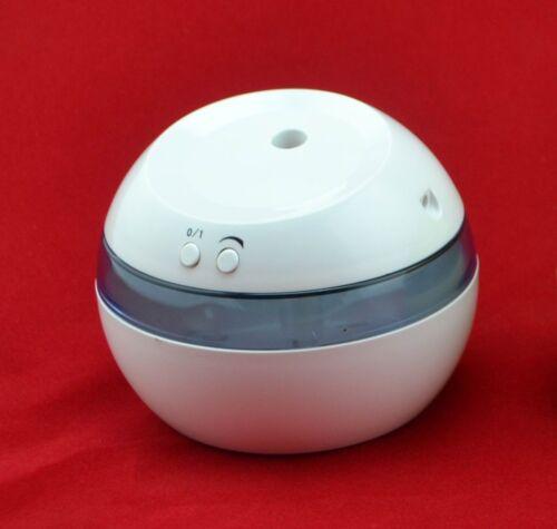FASHION Mini USB umidificatore LED Luce Notturna Aria Purificatore Mist Maker Fogger