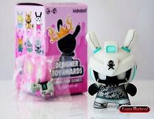 Quiccs Baby TEQ63 Grey - DTA - Designer Toy Awards Dunny Mini Series Kidrobot