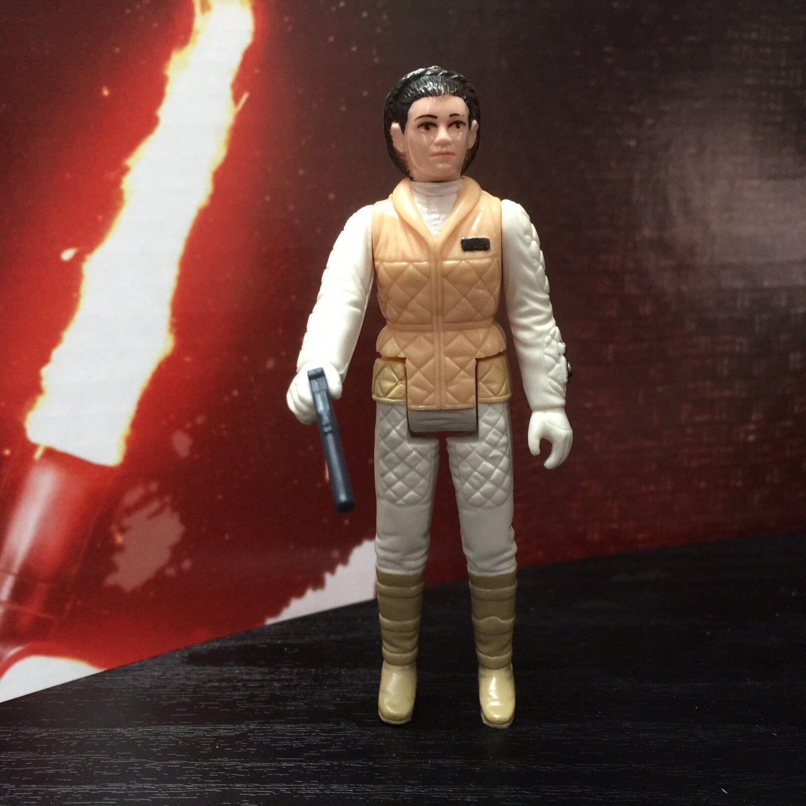 Star Wars Vintage Vintage Vintage Complete Hoth Princess Leia Figure 1980 483402