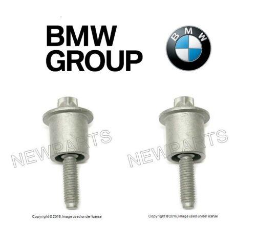 For BMW E82 E88 E90 E60 F01 E71 Set of 2 Valve Cover Bolt 6x38mm Torx Head OES