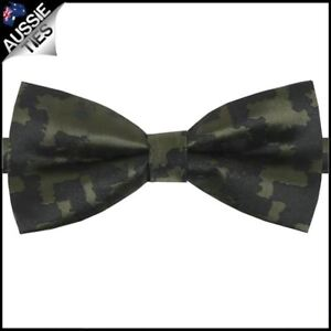 Green-Camouflage-Bow-Tie