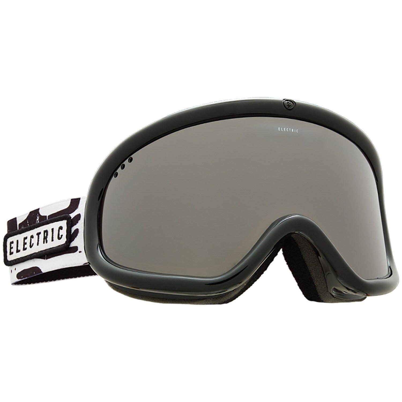 Electric Visuell Ladegerät Dschungel Hände Snowboard Brille (Brose / Silber