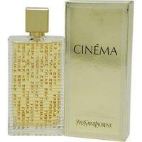 Cinema Yves Saint Laurent 3.0 Oz 90 Ml Edp Spray For Women Perfume In Box on sale