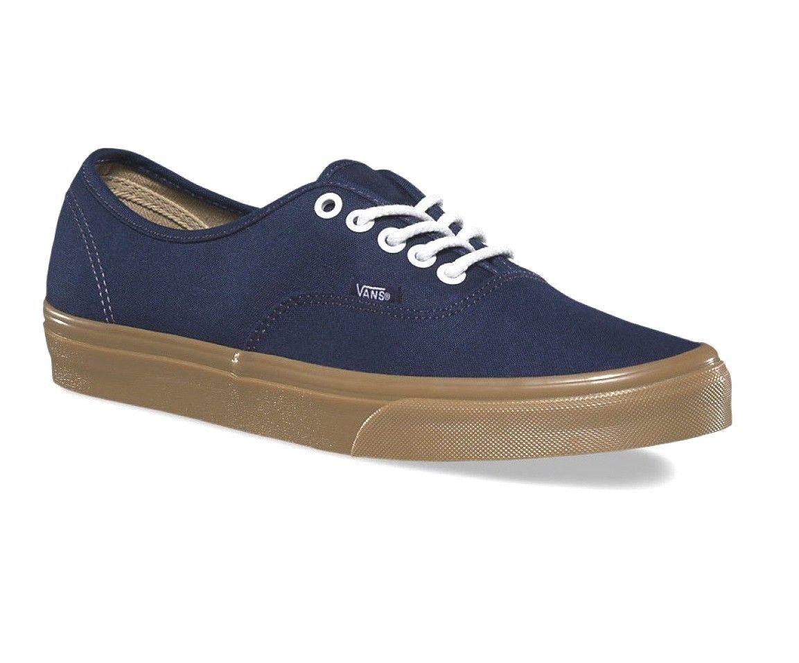 Vans Authentic (Gumsole) WOMEN'S Eclipse Light Gum Skate Schuhes WOMEN'S (Gumsole) Größe 7.5 3ac1fc