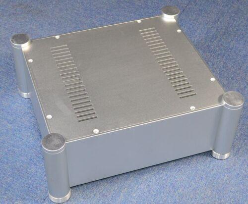 BZ4312 full Aluminum Preamplifier enclosure //DAC case// amplifier chassis AMP BOX