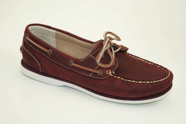timberland scarpe barca donna