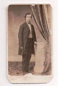 Vintage-CDV-Unknown-Man-Well-Dressed-Civil-War-Era