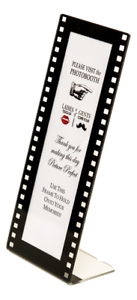 Photo-Booth-Frames-for-Photo-Booth-Strips-2x6-L-style-film-Acrylic-Hollywood