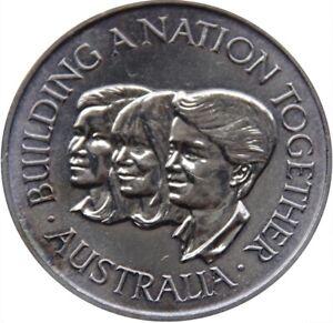 1988-Medal-0-925-silver-Australia-Bicentenary-Building-a-nation-together