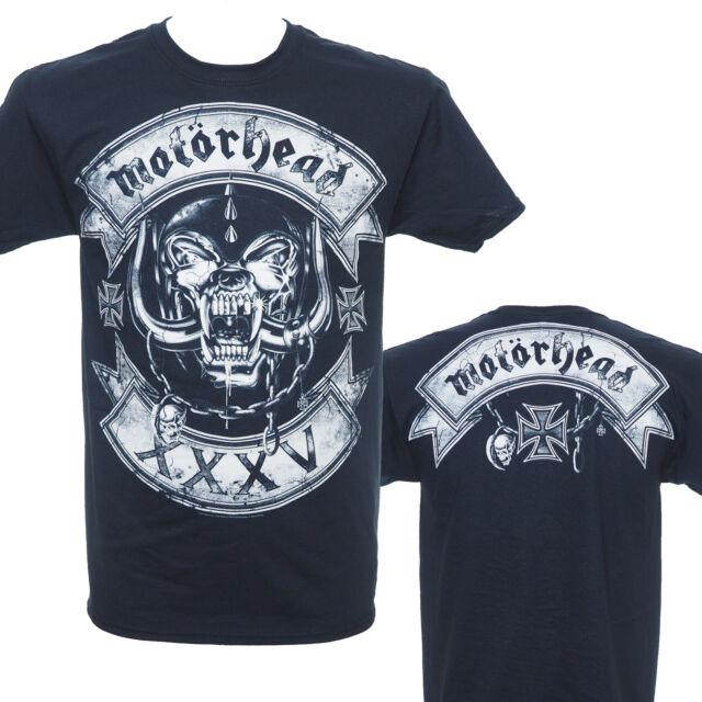 MOTORHEAD - LOGO WITH ROCKERS - Official T-Shirt - Metal - New S M L XL