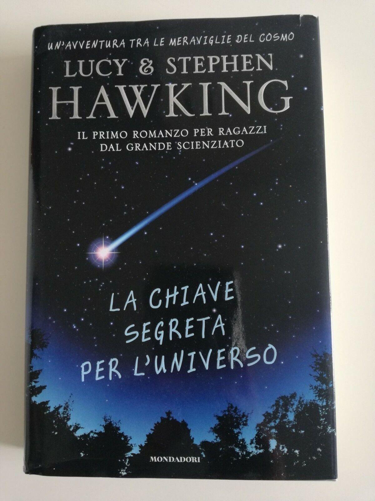 La chiave segreta per l'universo - Lucy & Stephen Hawking - 9788804568629