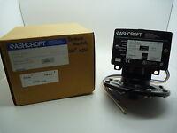 Ashcroft Pressure Switch, B422t-xc4fs, 100 h2o, 2500 Mm H2o, 25 Kpa