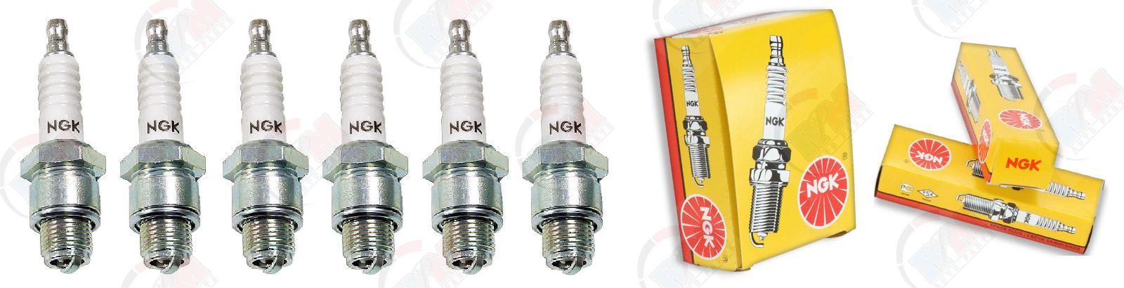 NGK B8HS-10 Standard Spark Plug