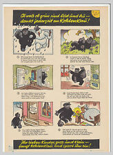 Orig KOHLENKLAU Comic 1943 Bilderbogen Nr.13 PROPAGANDA Reich Wehrmacht