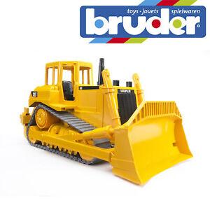 Bruder-Cat-Bulldozer-Construction-Toy-Kids-Childrens-Model-Scale-1-16