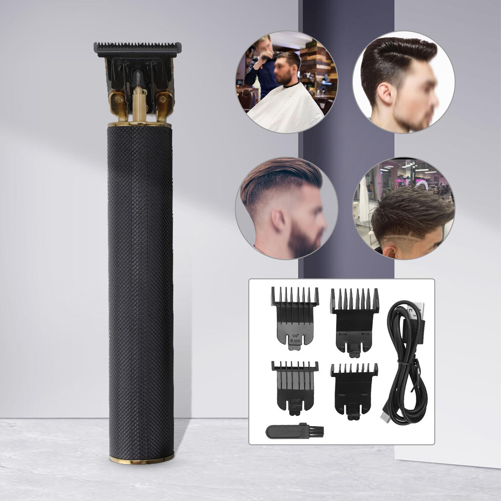 Elektrischer Haarschneider T-Blade Trimmer Profi Bartschneider Cordless Trimmer